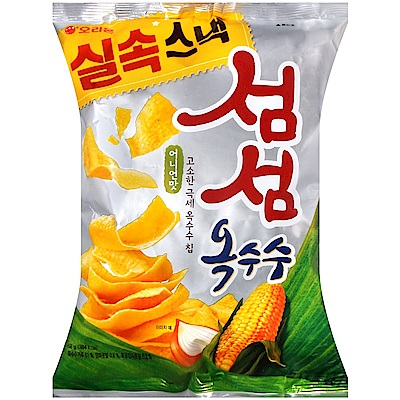 ORION 纖纖玉米脆餅-洋蔥風味(68g)