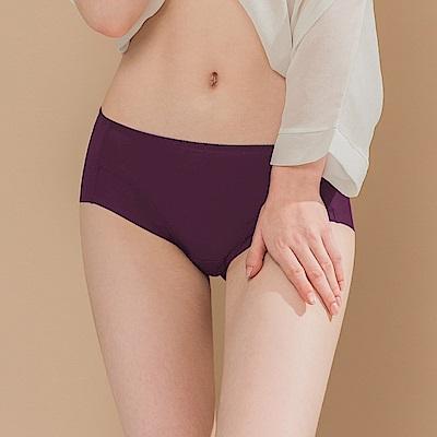 無痕透氣超健康竹炭包臀中腰M-XL內褲 緋比尋常 可蘭霓Clany