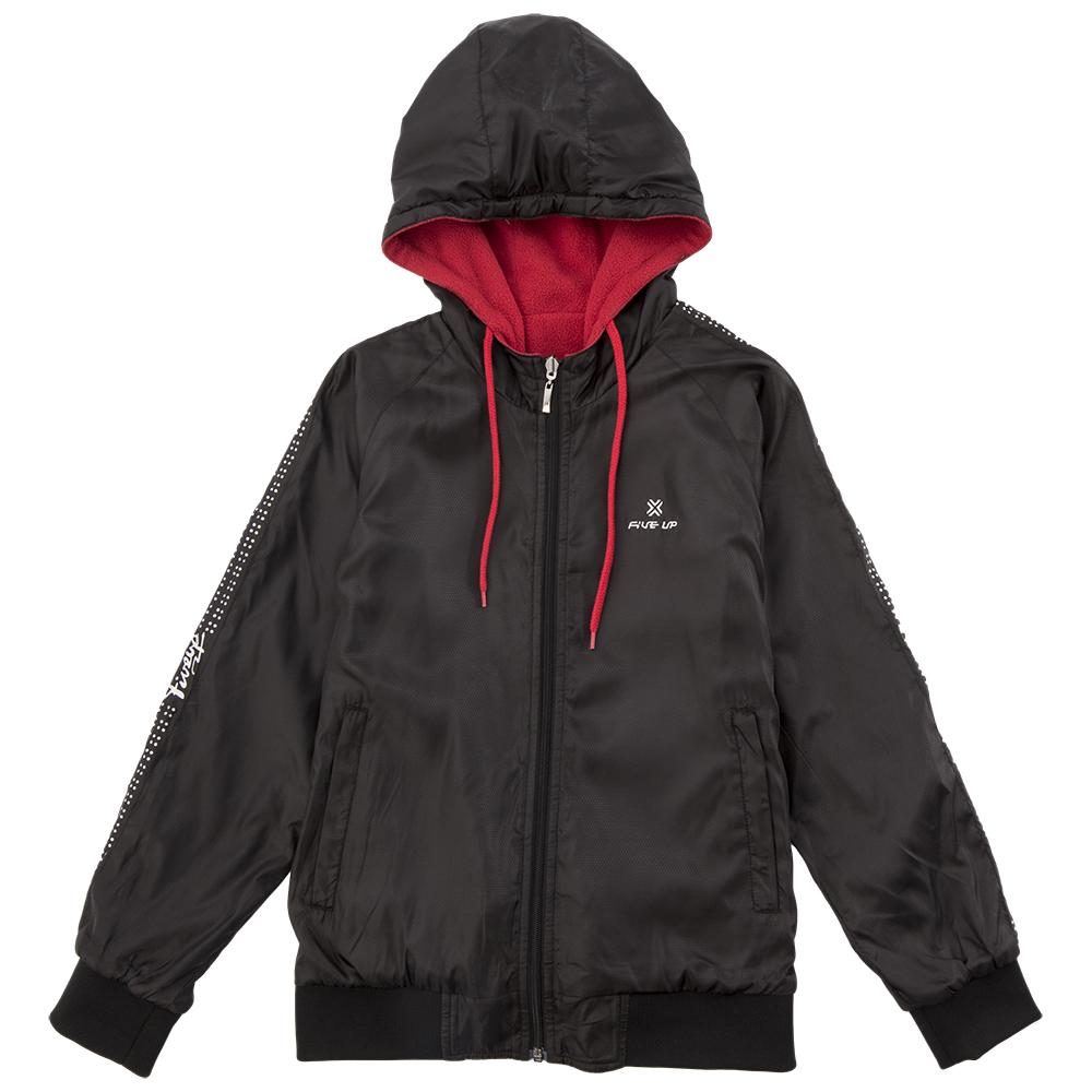 【FIVE UP】雙面穿外套-黑-女款