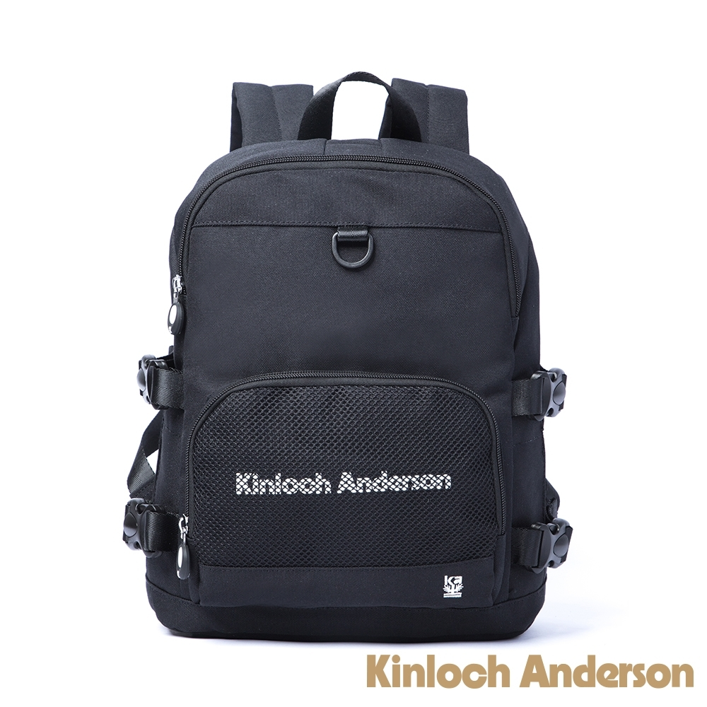 【金安德森】Unbox 多功能後背包-黑色