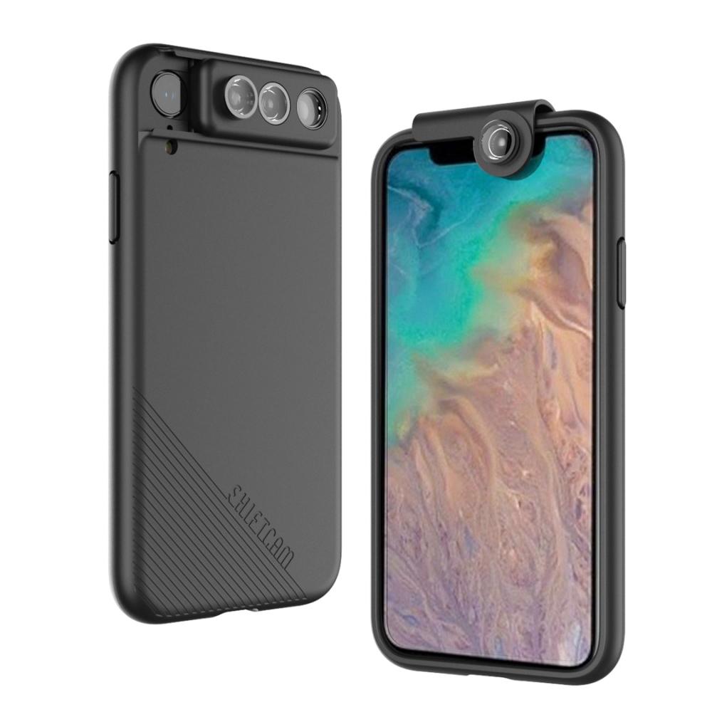 ShiftCam 手機殼鏡頭 3合1旅行攝影組- iPhone XR