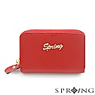 SPRING-微風城市功能卡片包-寶石紅