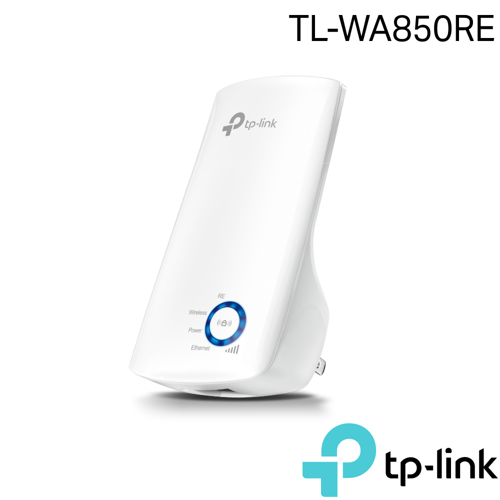 TP-Link  TL-WA850RE  300Mbps無線網路wifi訊號延伸器 product image 1