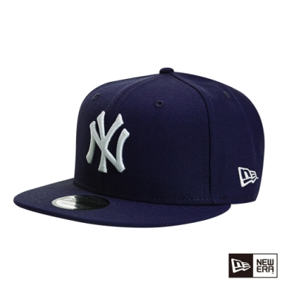 NEW ERA 9FIFTY 950 FASHION COLOURS 洋基 海軍藍 棒球帽