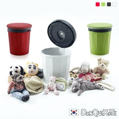 DonQuiXoTe_韓國原裝Tube收納椅凳-4色可選 W42.5*D42.5*H46 cm