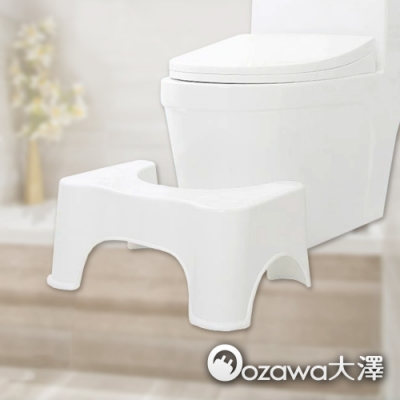 OZAWA 大澤 日本防滑馬桶墊腳助便凳