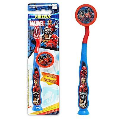 MARVEL 兒童吸盤牙刷(附刷蓋)