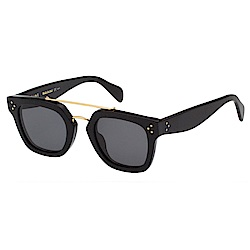 CELINE 率性 太陽眼鏡(黑色)CL41077S