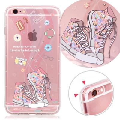 YOURS APPLE iPhone6s Plus / i6 Plus 奧地利彩鑽防摔手機殼-致青春