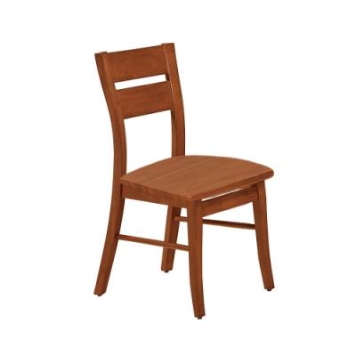 Boden-羅素實木餐椅/單椅(四入組合)-38x42x89cm