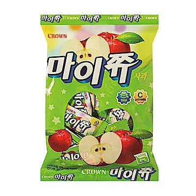 韓國Crown軟糖 蘋果口味(92g)