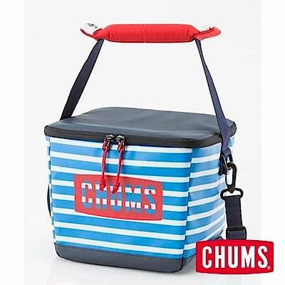 CHUMS -  保冷袋(6L) 藍白條紋