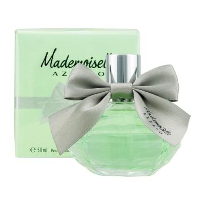 AZZARO MADEMOISELLE 綠意晶采女性淡香水50ml