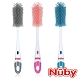 【美國 Nuby】矽膠奶瓶奶嘴刷 (顏色款式隨機出貨) product thumbnail 1