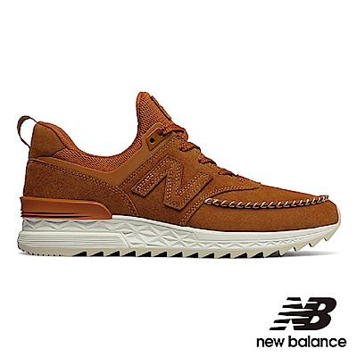 New Balance 休閒鞋 MS574NAB-D 中性 咖