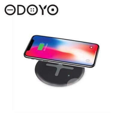 【ODOYO】Model X Qi認證無線充電盤