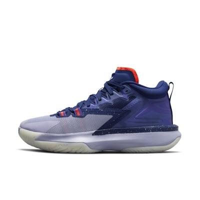 NIKE Jordan Zion 1 PF 男籃球鞋-紫-DA3129400