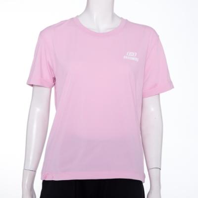 SKECHERS 女短袖衣 - L220W053-00F3