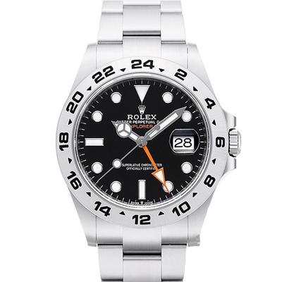 ROLEX 勞力士 GMT 226570 Explorer II 蠔式黑面腕表x42mm