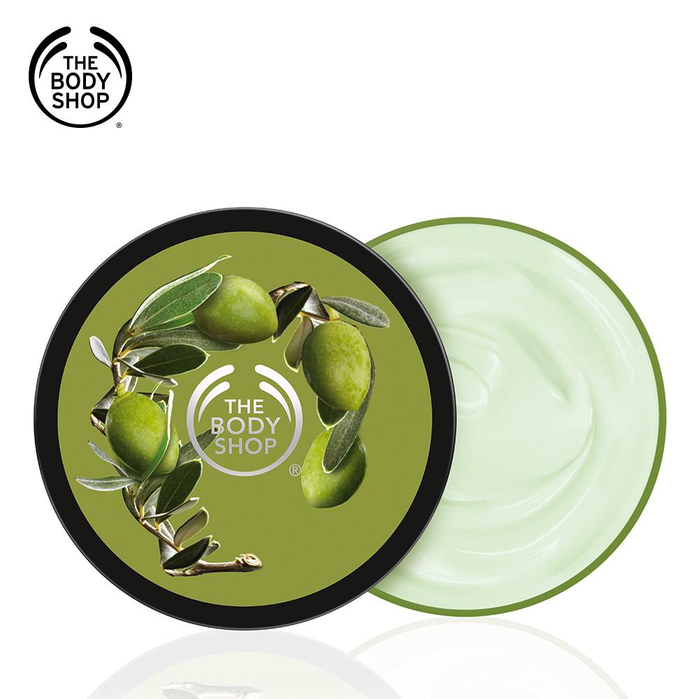 The Body Shop 橄欖活化身體滋養霜200ML