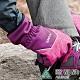 【ATUNAS 歐都納】防水防風保暖手套A1AG1905N深玫紅/登山旅遊/機車禦寒配件 product thumbnail 1