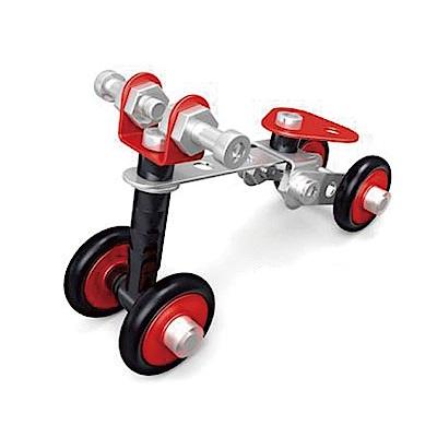 ZEYE-益智金屬積木-腳踏車(組裝模型)
