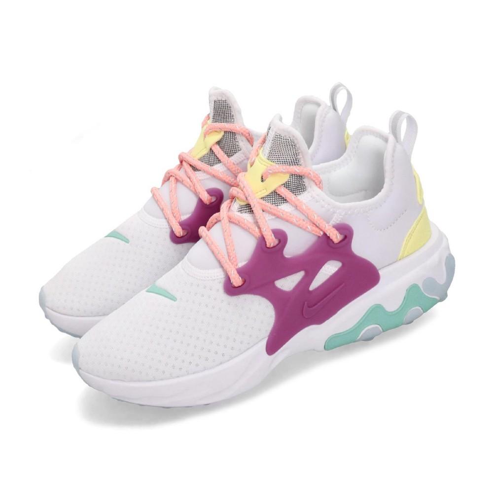 Nike 休閒鞋 React Presto 運動 女鞋   休閒鞋  