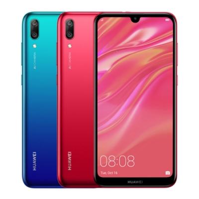 HUAWEI Y7 Pro 2019 (3G/32G) 雙鏡頭智慧手機