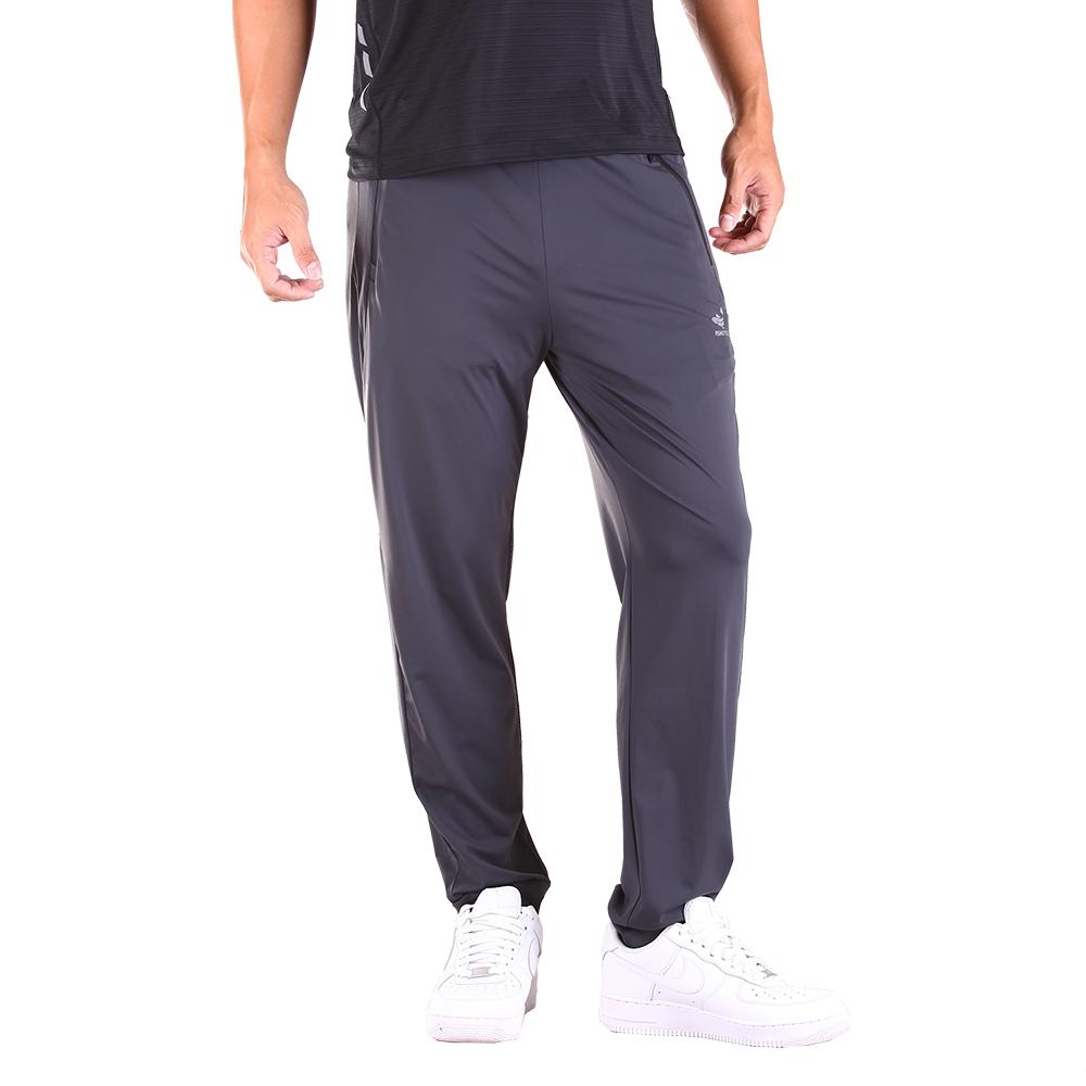 CS衣舖 極冰凍高彈力 吸濕速乾 冰鋒褲 (灰色)