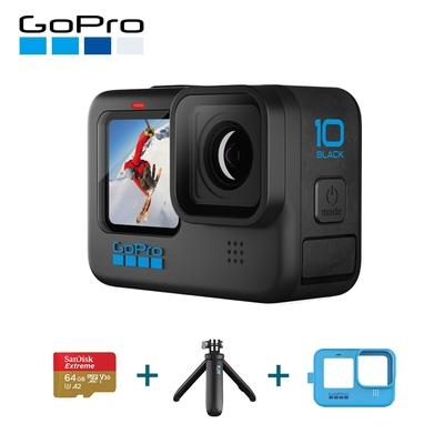 GoPro-HERO10 Black新手輕旅拍組