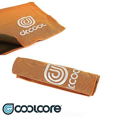 COOLCORE Chill Sport 涼感運動巾 橘色(涼感,降溫,運動)