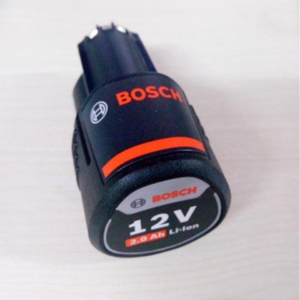 BOSCH 鋰電池12V,2.0Ah ( 同10.8V )