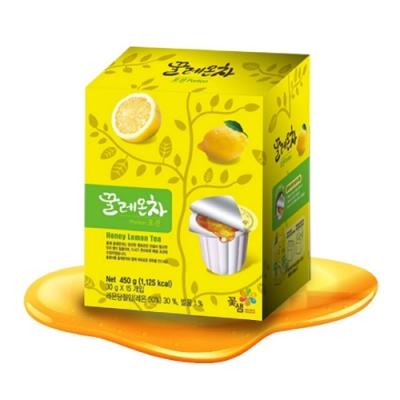 花泉 蜂蜜檸檬茶球(30gx15入)