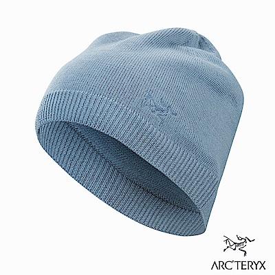 Arcteryx Vestigio 羊毛保暖帽 月銀