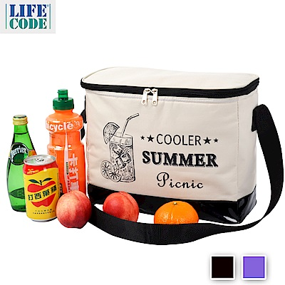 LIFECODE COOLER 飲料保冰袋10L 2色可選