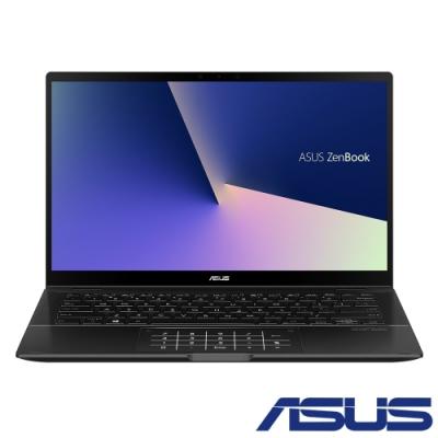 (含Office 365組合) ASUS UX463FL 14吋筆電(i5-10210U/MX250/8G/512G SSD+32G Optane/ZenBook Flip 14/太空灰)
