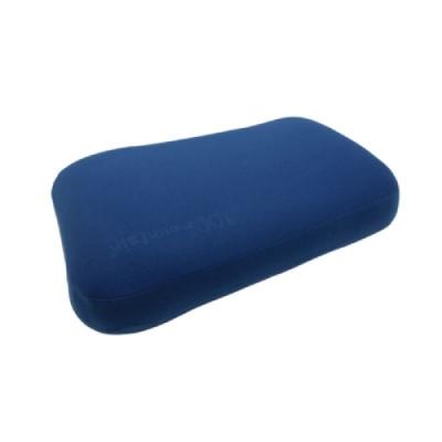 100mountain 天鵝絨3D枕頭 API-103MECL 青藍 僅125g!