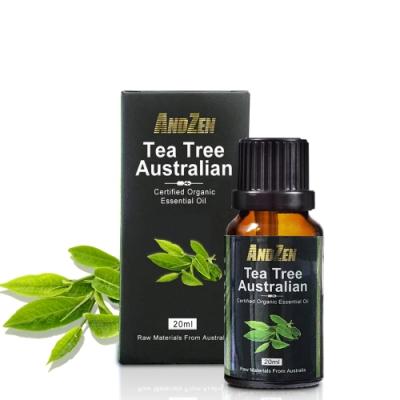 ANDZEN 成就系列/澳洲ACO有機認證單方純精油20ml-茶樹