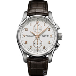 Hamilton漢米爾頓表爵士大師系列 計時機械錶(H32766513)