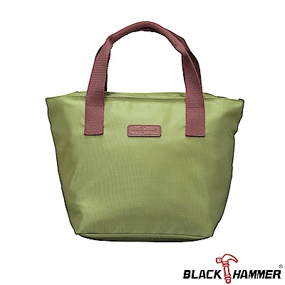 BLACK HAMMER 旅行手提包-綠