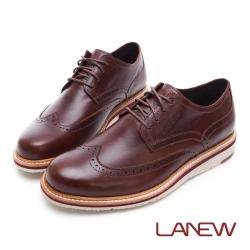 LA NEW 輕量Q彈 雕花紳士鞋(男224037024)