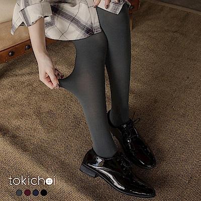 東京著衣 多色百搭必敗彈力褲襪(共四色)