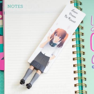 myBookmark手工書籤-青春無敵女高校生