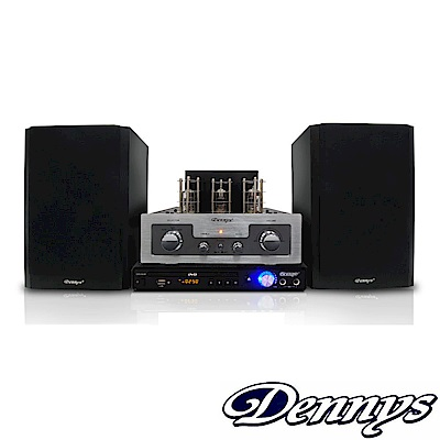 Dennys天籟發燒真空管音響組-HDMI升級版(AV-715+DVD-6400)