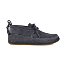 UGG短靴 Woodlyn Moc靴牛皮編織休閒短靴