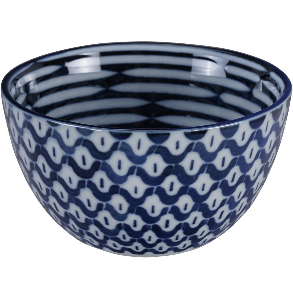 《Tokyo Design》瓷製餐碗(鱗紋12.5cm)