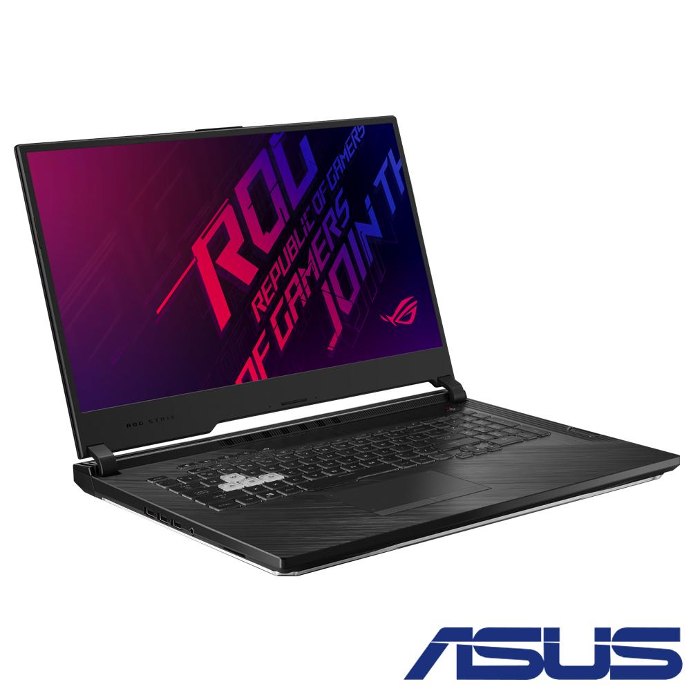 ASUS ROG G731GU 17吋電競筆電 (i7-9750H/GTX1660Ti/8G)