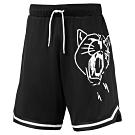 PUMA-男性籃球系列NOISE HOOPS短褲-黑色-歐規