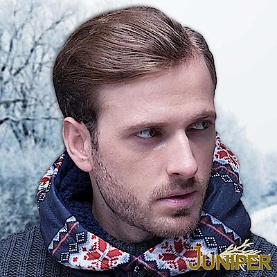 JUNIPER 多功能防風護耳刷毛絨內裡護頸保暖滑雪套頭護脖冬帽