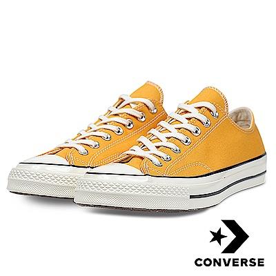 CONVERSE-男女休閒鞋162063C-黃